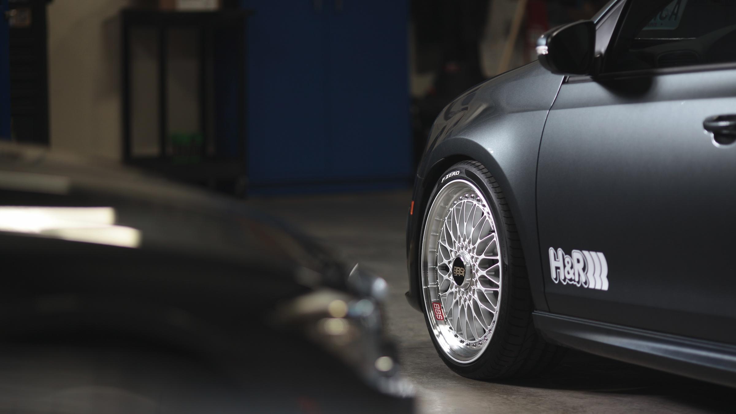 H&R Wheel Spacers in Dubai UAE
