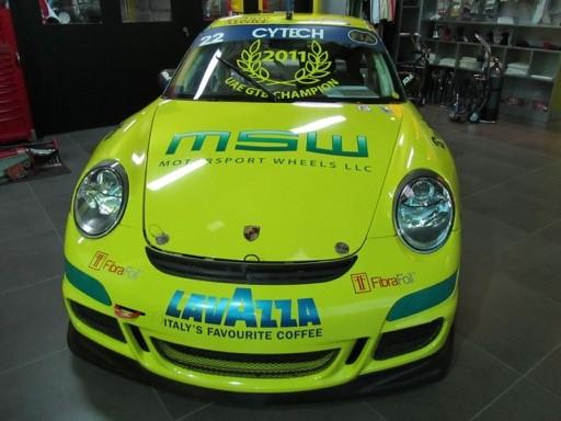 MSW Porsche